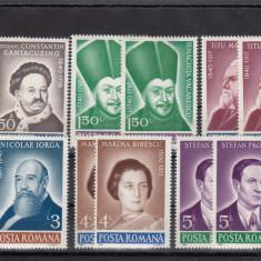 ROMANIA 1990, LP 1246 x 2, MNH, LOT 0 RO - Timbre Romania, Nestampilat