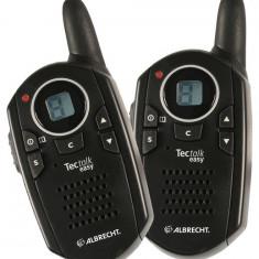 Resigilat : Statie radio PMR portabila Albrecht Tectalk Easy Cod 29680