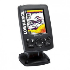 Lowrance Elite-3x - Sonar Pescuit