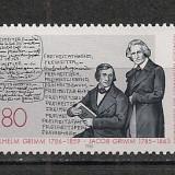 Germania.1985 200 ani nastere Fratii Grimm-scriitori SG.510 - Timbre straine, Nestampilat