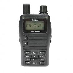 Resigilat : Statie radio UHF portabila Midland HP408L, 400-470 MHz Cod G1177