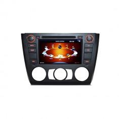 Resigilat : Sistem de navigatie DVD + TV analogic pt BMW E81 E82 E87 E88 seria 1 m