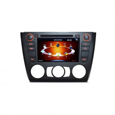 Resigilat : Sistem de navigatie DVD + TV analogic pt BMW E81 E82 E87 E88 seria 1 m - DVD Player auto