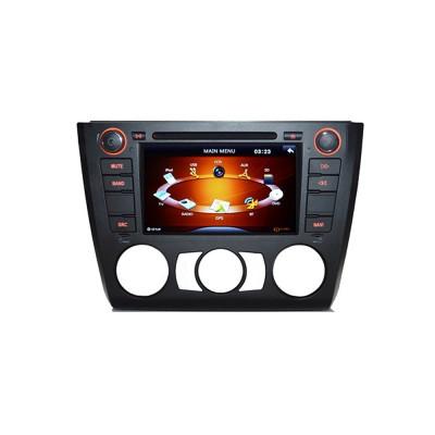 Resigilat : Sistem de navigatie DVD + TV analogic pt BMW E81 E82 E87 E88 seria 1 m foto