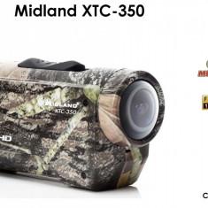 Resigilat : Camera pentru sporturi extreme Midland XTC-350 Mimetic Action Camera c