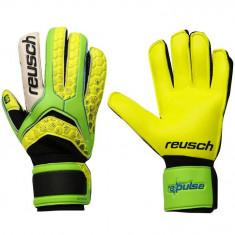 Manusi Portar Reusch Re:Pulse Soft Grip Extra - Originale - Marimile 7, 8, 9, 10 - Echipament portar fotbal Reusch, Barbati