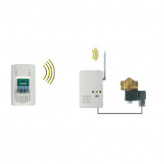 Resigilat : Senzor gaz model GD Wireless - Detector gaz
