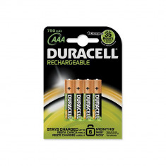 Aproape nou: Acumulatori Duracell R3 Ni-MH 750mAh blister cu 4bc cod 81384360