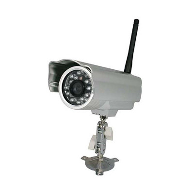 Resigilat : Camera supraveghere video PNI IP981W HD 720p cu IP de exterior conecta foto