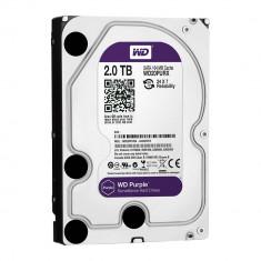 Aproape nou: Hard Disk intern Western Digital WD20PURX 2TB, Purple CCTV