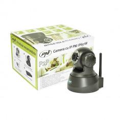 Resigilat : Camera cu IP PNI IP651W, P2P, PTZ, wireless - Camera CCTV