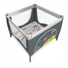 Tarc de joaca Baby Design Cu Inele Ajutatoare Play UP 07 gray 2016