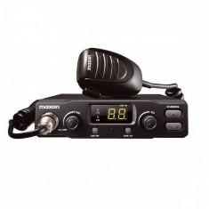 Resigilat : Statie radio CB Maxon CM10 cu squelch automat