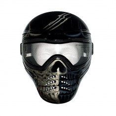 Aproape nou: Masca protectie Save Phace Airsoft - Paintball model SCAR PHACE cod - Echipament paintball