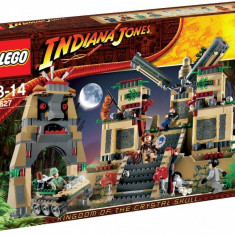 LEGO - Indiana Jones - Temple of the Crystal Skull # 7627