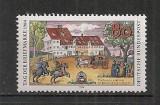 Germania.1984 Ziua marcii postale  SG.503, Nestampilat