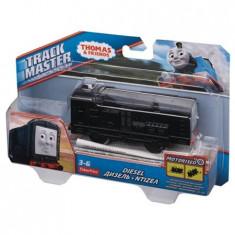 Locomotiva Thomas - Diesel Engine - Ckw29-Ckw31 - Trenulet Mattel
