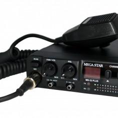 Resigilat : Statie radio PNI MG32P 40CH doar AM 4W ***