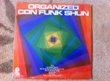 Organized Con Funk Shun album disc vinyl lp muzica soul funk jazz made usa 1978