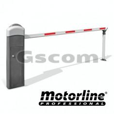 Bariera acces AUTO / 6 m - MOTORLINE - Modul