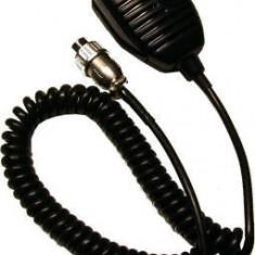 Aproape nou: Microfon Midland MR120 electret pentru statii 48/78/248/248 XL/278, bu