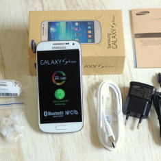 SAMSUNG GALAXY S4 MINI MODEL I9190/ ALB / NOU - Telefon mobil Samsung Galaxy S4 Mini
