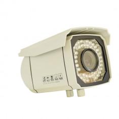 Resigilat : Camera de supraveghere video PNI 68HR5CFE, IR waterproof 650 linii - Camera CCTV
