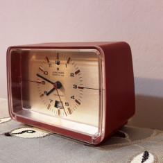 Ceas de birou Junghans synchro-vox syncro repetition - Ceas de masa