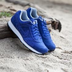 Adidasi originali NIKE MD RUNNER - Adidasi barbati Nike, Marime: 43, 44, Culoare: Albastru, Piele naturala