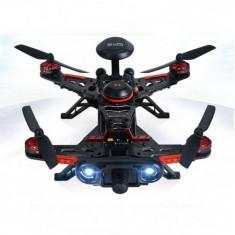 Drona Curse Walkera Runner 250R, Gps, Design Modular, Fibra Carbon, Camera Full Hd