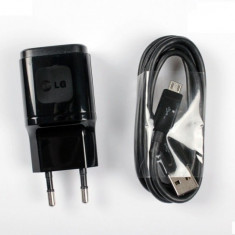 Incarcator LG EGO T500 Original - Incarcator telefon LG, De priza