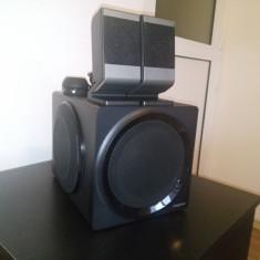 Creative GigaWorks T3 2.1 Multimedia Speaker System - Boxa activa Creative, Sistem 2.1, 81-120W