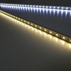 Aproape nou: Banda LED PNI B30WW rigida de interior culoare alb cald 0.5m alimentar