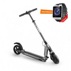 Trotineta Electrica E-Twow2 Master, Autonomie 40km, Viteza 28KM/h + Smartwatch