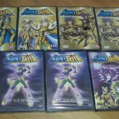 Colectie dvd-uri sigilate Anime Saint Seiya - Film Colectie Altele, Altele