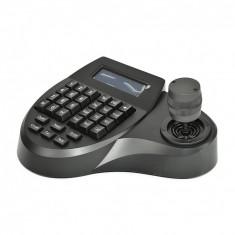 Resigilat : Controler PTZ cu joystick model PNI PTZK65 pentru camere de supraveghe - Camera CCTV