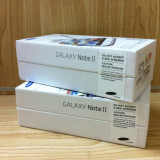 Samsung Galaxy Note 2 N7100 / nou - Telefon mobil Samsung Galaxy Note 2, Alb