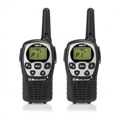 Resigilat : Statie radio PMR portabila Midland M99-S set cu 2bc Cod C1037