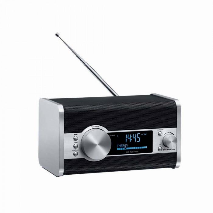 Resigilat : Radio digital DAB si FM Albrecht DR 900BT cu Bluetooth Cod 27905