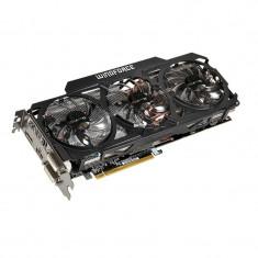 Placa video GIGABYTE AMD R929WF3-4GD, R9 290, PCI-E, 4096MB GDDR5, 512 bit, 947 MHz, 5000 MHz, 2xDVI, HDMI, DP, OC, WINDFORCE 3X, FAN bulk - Placa video PC Gigabyte, PCI Express, 3 GB, Ati