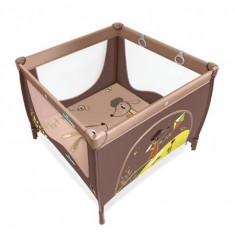 Tarc de joaca Baby Design Cu Inele Ajutatoare Play UP 09 brown 2016
