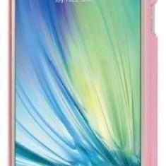 Husa tip capac plastic Flower Palace roz deschis pentru telefon Samsung Galaxy J5 (SM-J500F) - Husa PDA