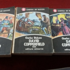 CHARLES DICKENS - DAVID COPPERFIELD 3 VOL