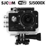 Cumpara ieftin Cameră Sport SJCAM SJ5000X Elite + Acumulator Suplimentar + card 16GB CADOU!
