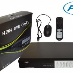 Resigilat : DVR cu 24 canale model PNI DH724F - Camera CCTV