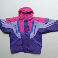 Geaca ski Plus Super Water Repellent Fabric; marime 40, vezi dim.; ca noua - Echipament ski, Geci