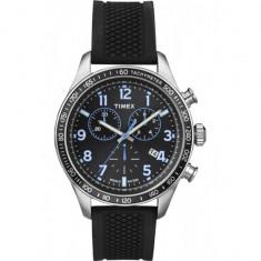Vand ceas timex chigago - Ceas barbatesc Timex, Casual, Quartz, Otel, Silicon, Cronograf