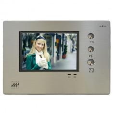 Aproape nou: Monitor color apartament VPS-M8A383C, pentru interfon VPS-M8A363 - Monitor supraveghere