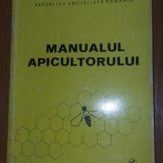 MANUALUL APICULTORULUI , ANUL 1975 .