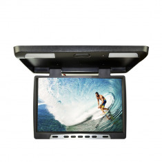 Aproape nou: Plafoniera PNI MP1710 cu ecran de 17 inch si doua intrari Stick USB si - TV Auto